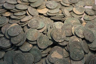 Tomares coin find01