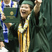 The University of Hawaii at Manoa held their fall commencement ceremony on Saturday, December 19, 2015 at the Stan Sheriff Center. Approximately 1,100 UH Mānoa students were eligible to receive degrees and certificates.