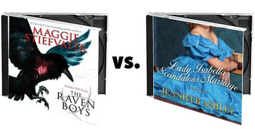 Raven boys vs Lady Isabella