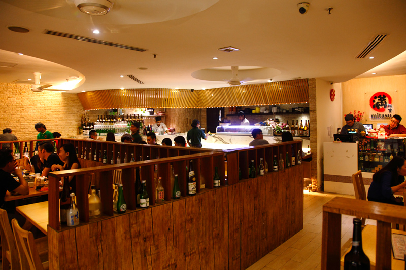 Mitasu Japanese Buffet Central Plaza