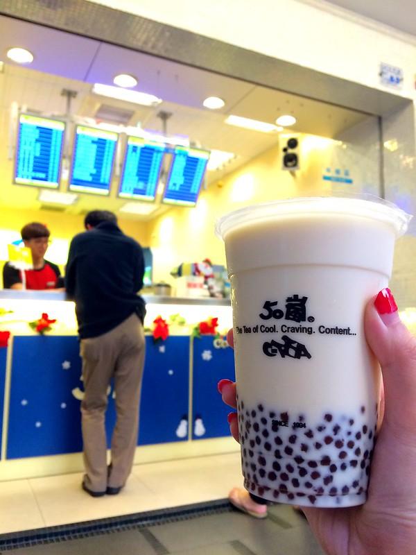 #珍珠奶茶 #Taiwan #Tea #milktea