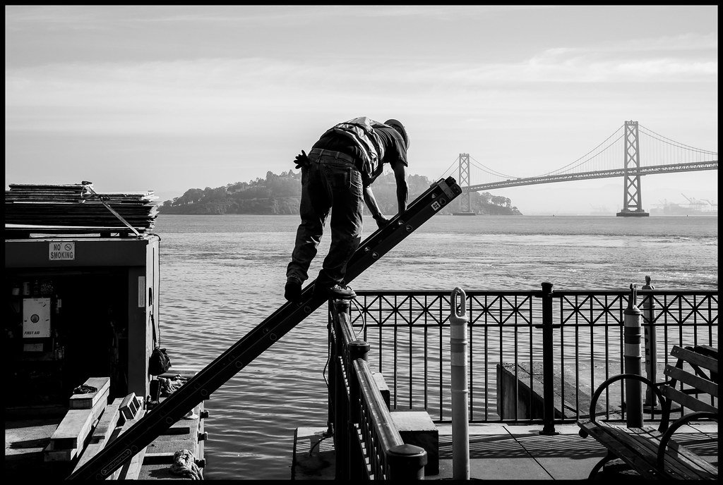 Stepping Down - San Francisco - 2015