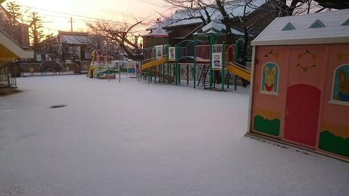 H28.01.25(月) 積雪