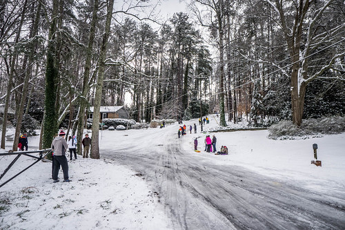 Greenville Snow 2016-9