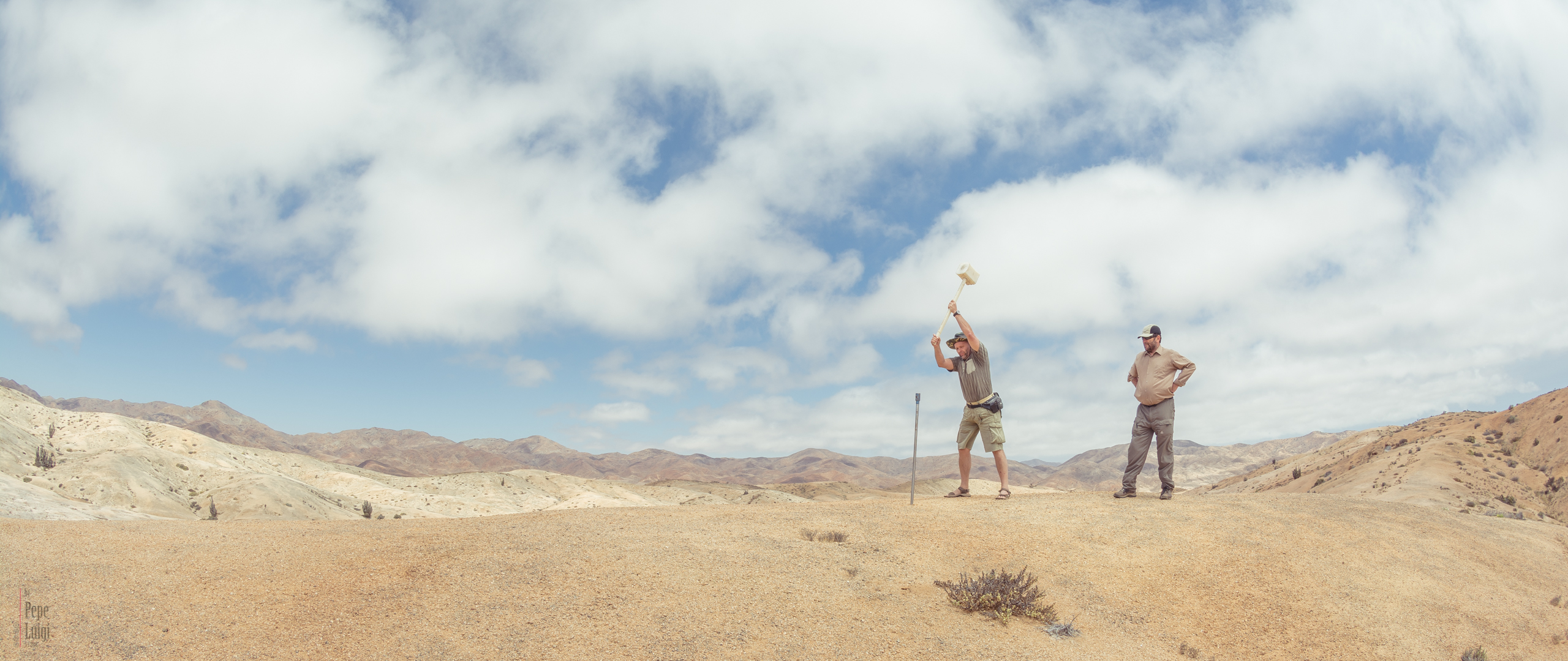 Geology | Earthshape Project | Parque Nacional Pan de Azúcar