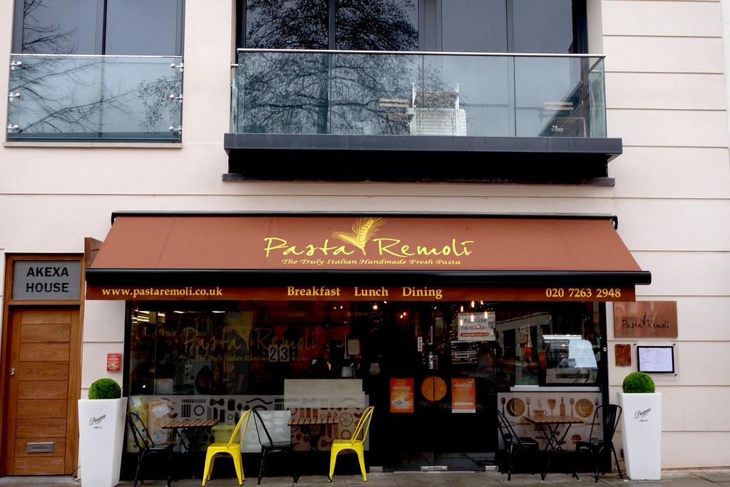 Pasta Remoli, Finsbury Park
