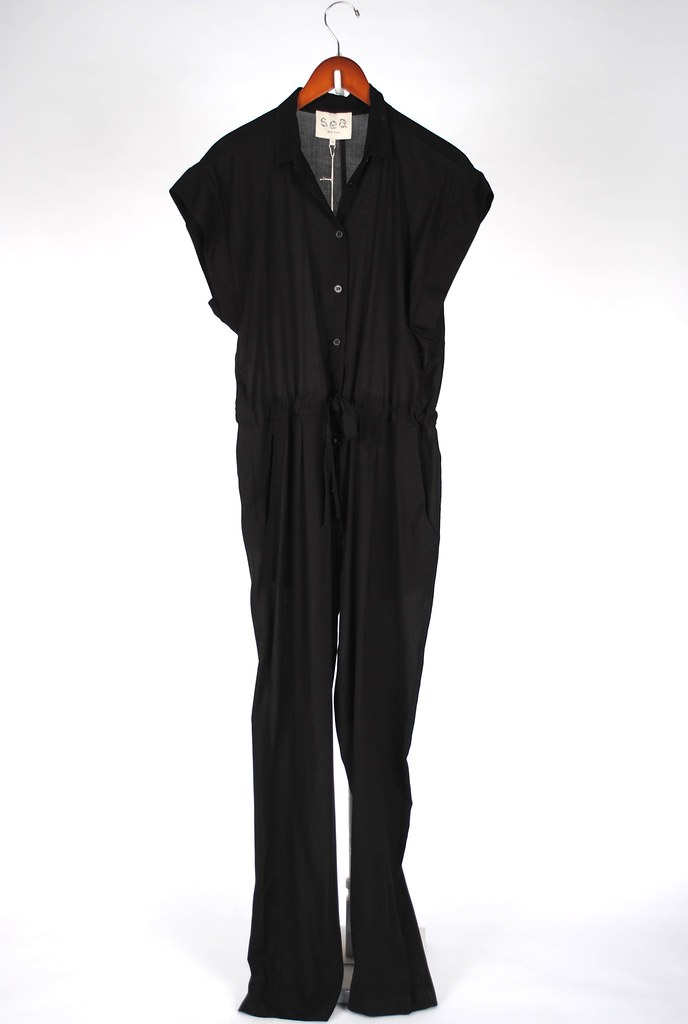 Softened Jumpsuit