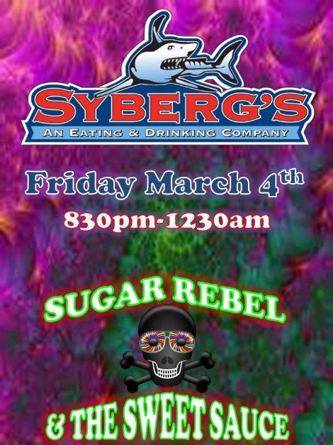 Sugar Rebel 3-4-16