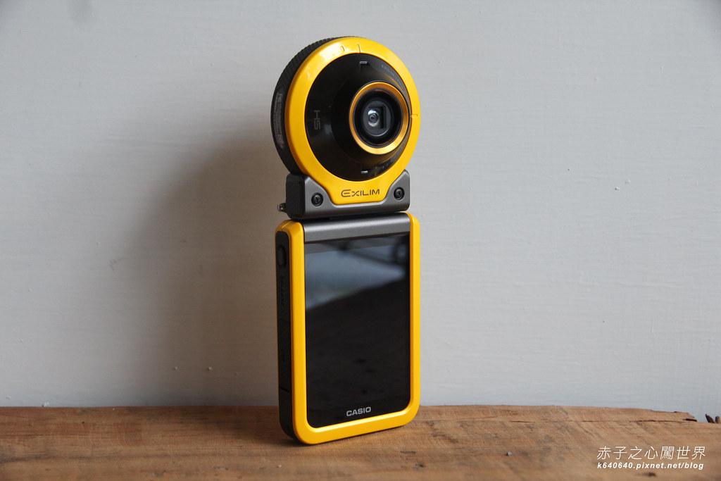 CASIO EX-FR100戶外防水相機38
