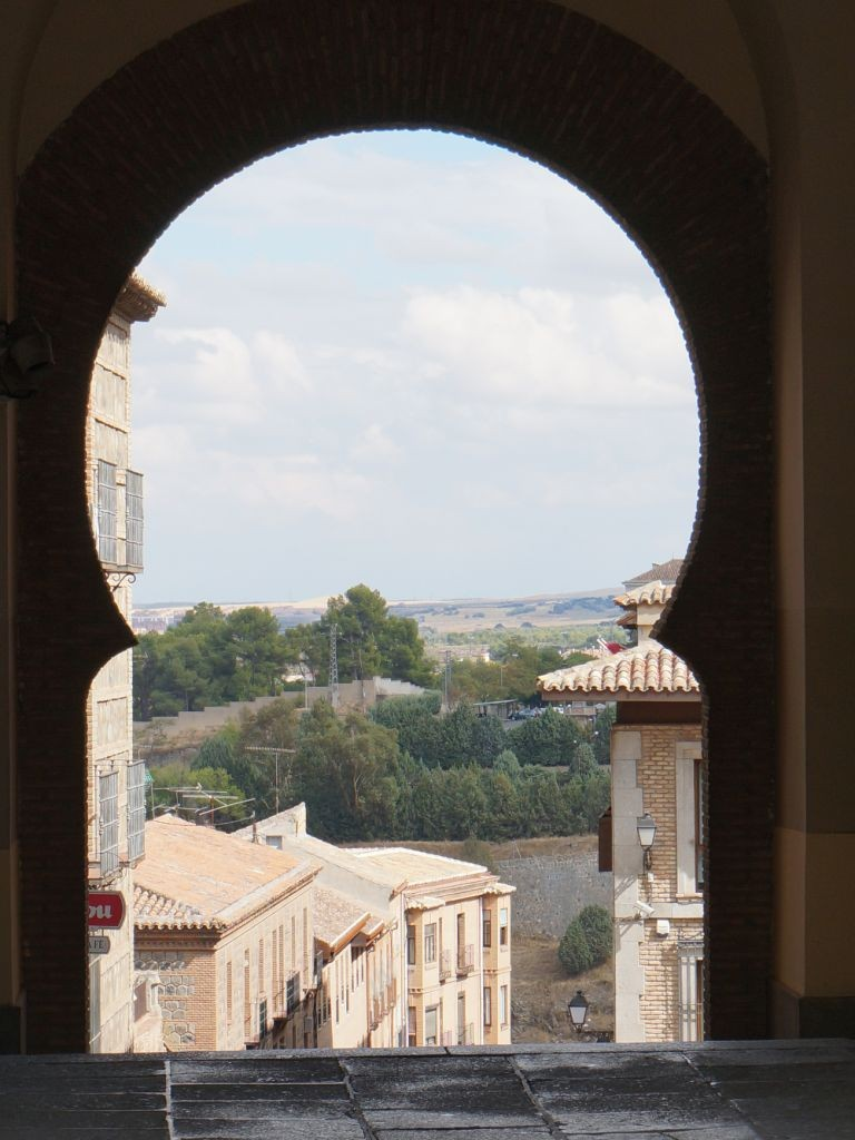 View from Toledo's City Center