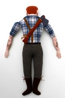 lumberjack 2 back