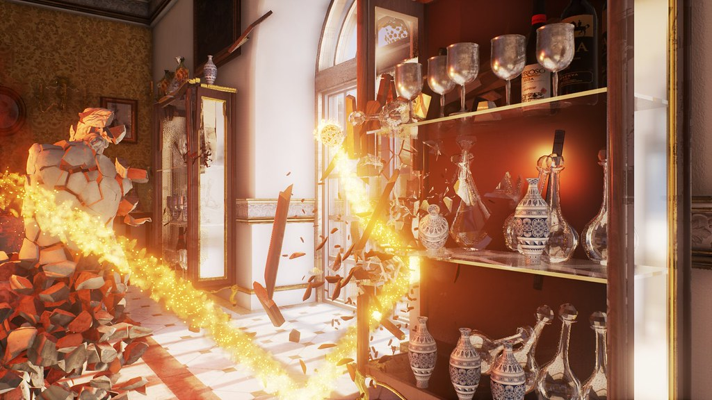Dangerous Golf on PS4