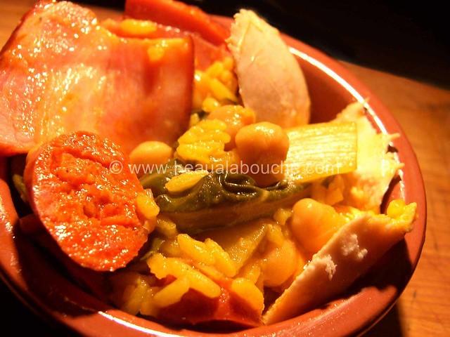 Soupe de Côtes de Bettes & Ses Viandes  © Ana Luthi Tous droits réservés 009
