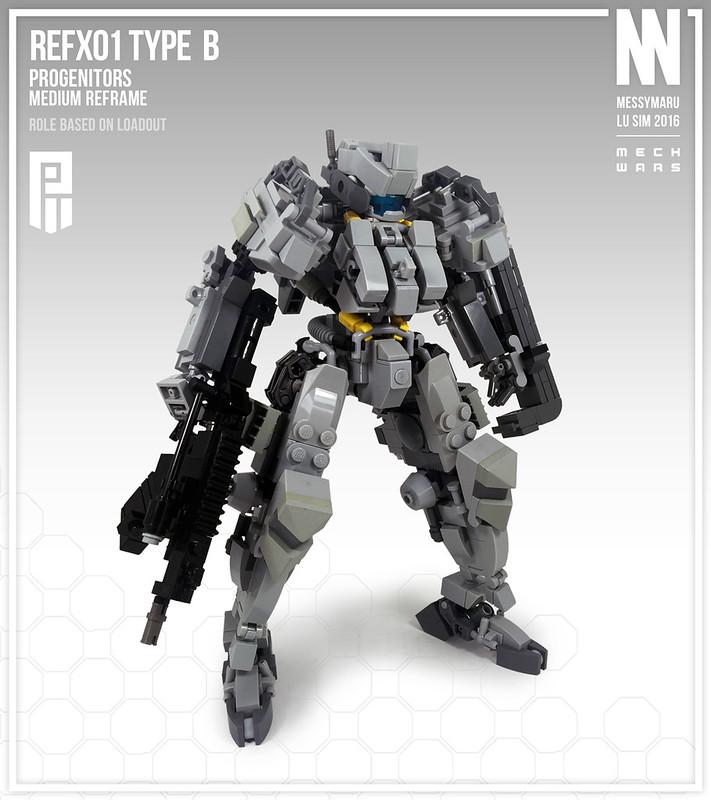reFX01 Type A/B