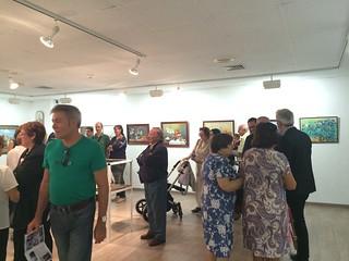 Expo: Pintures i ventalls