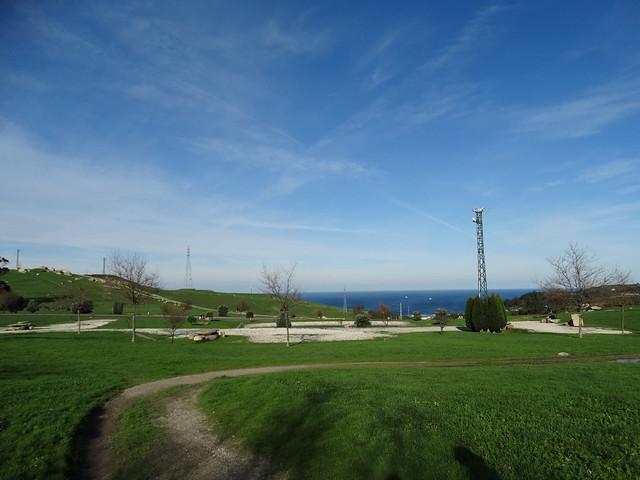 Parque de Bens en A Coruña