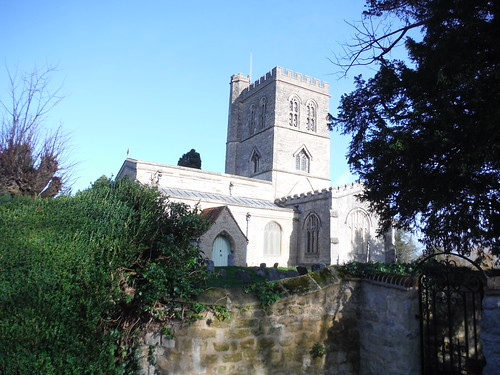 St. Mary the Virgin, Long Crendon