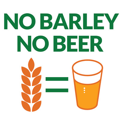 No Barley, No Beer