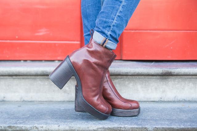 Vagabond Tyra Boots