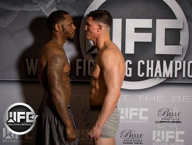 WFC 47 Weigh-Ins February 19th,2016