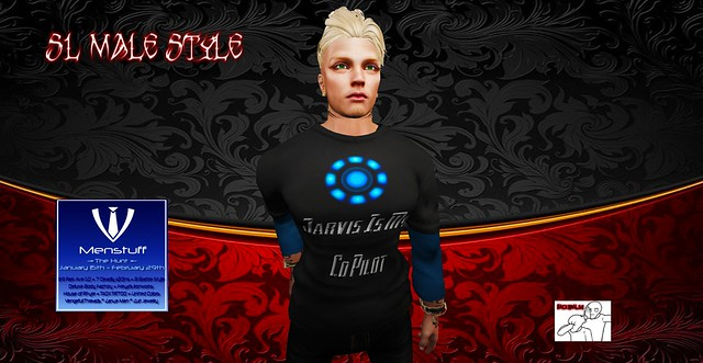 Jarvis Shirt By Facepalm