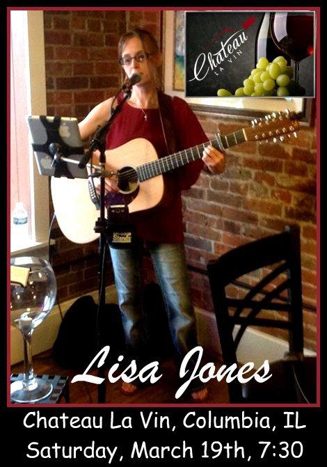 Lisa Jones 3-19-16