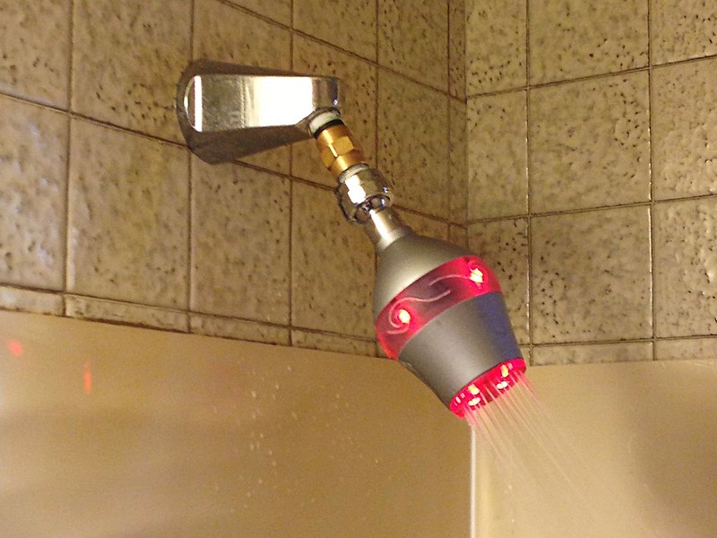 Uji Showerhead