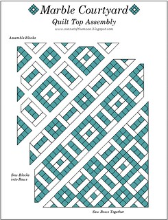 Marble Courtyard Assembly Instructions