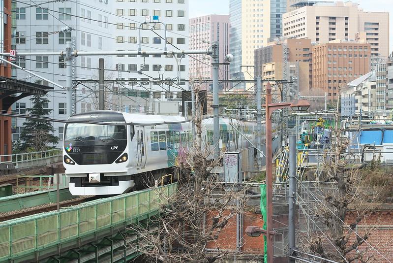 Tokyo Train Story 中央線 2016年3月26日