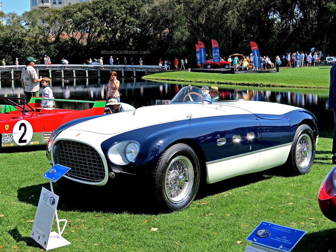 1953 Ferrari 340 MM Competition 1
