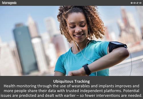 Ubiquitous Tracking