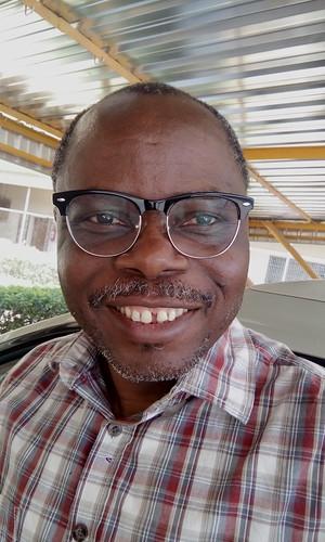 Isaac Adeyinka, co-principal investigator ACGG Nigeria