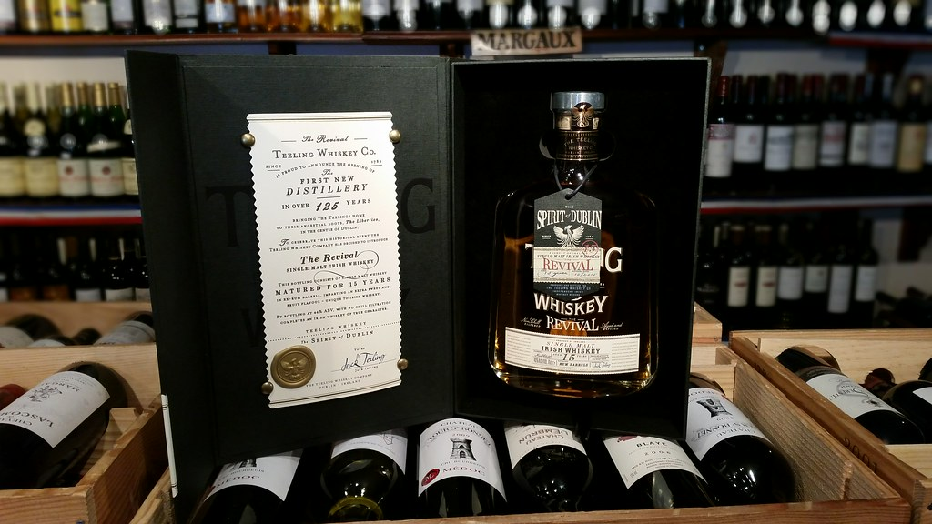 Teeling Revival 15 Year Old Irish Whiskey