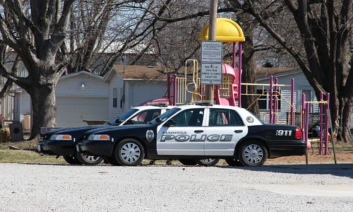blackandwhite illinois policecars fordcrownvictoria marissail