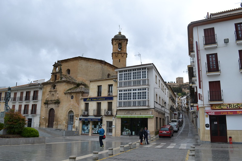 Iglesia de San Antón del siglo XVI