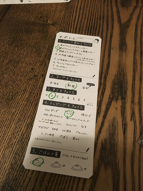 IMG_0914 ポニピリカ スープカレー 下北沢
