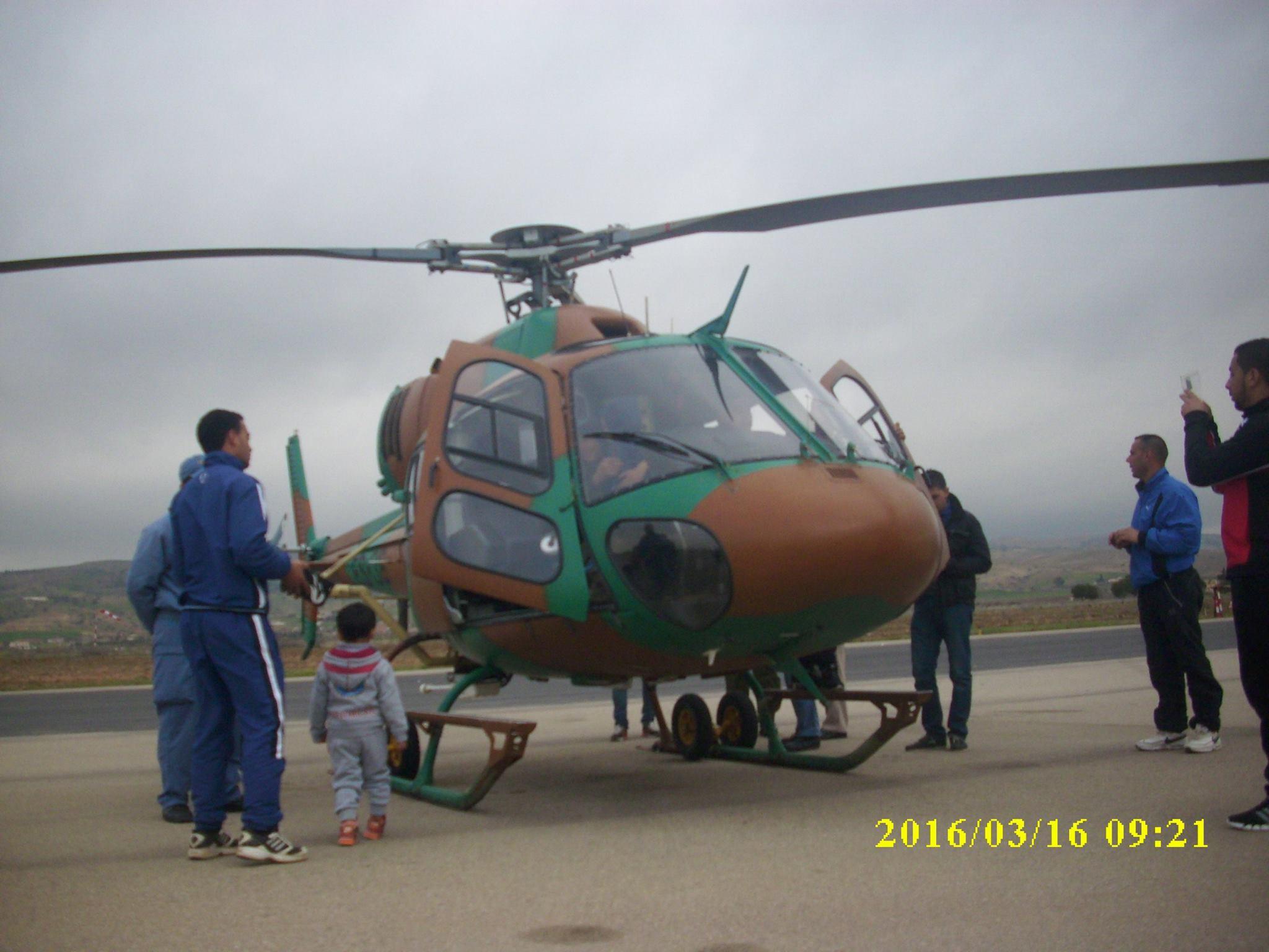 صور مروحيات القوات الجوية الجزائرية Ecureuil/Fennec ] AS-355N2 / AS-555N ] 25809853011_704b7de27e_o