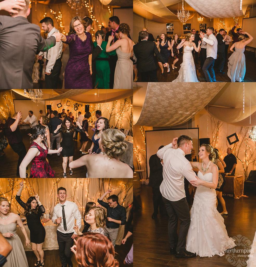 Hart Community Centre Wedding Reception