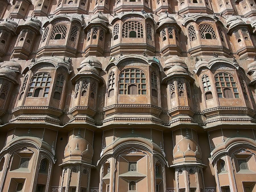 Хава Махал. Джайпур, Раджастан -авторские путешествия в Индию, авторские туры в Индию