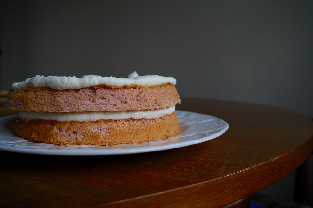 layer cake assembly