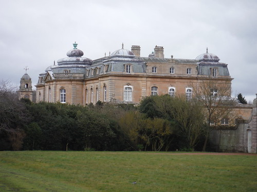 Wrest House, sideview