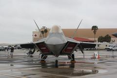 F-22 Raptor - US Air Force 02-0033 031916  (8)