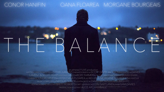 'The Balance' Poster #2