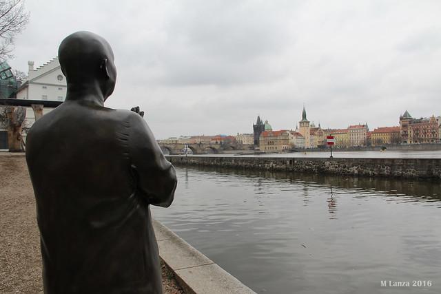 Prague from Mala Strana