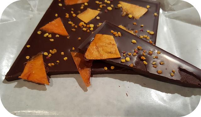 Ocelot Dark Chocolate 70% with Bee Pollen & Mango