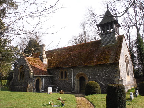 Church at Brockhurst School