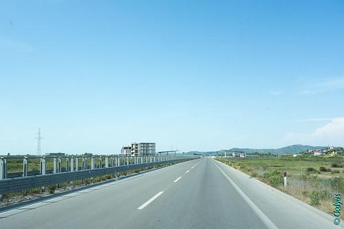 autoroute albania vlora albanie shqipëri narta vlorë vlorëdistrict