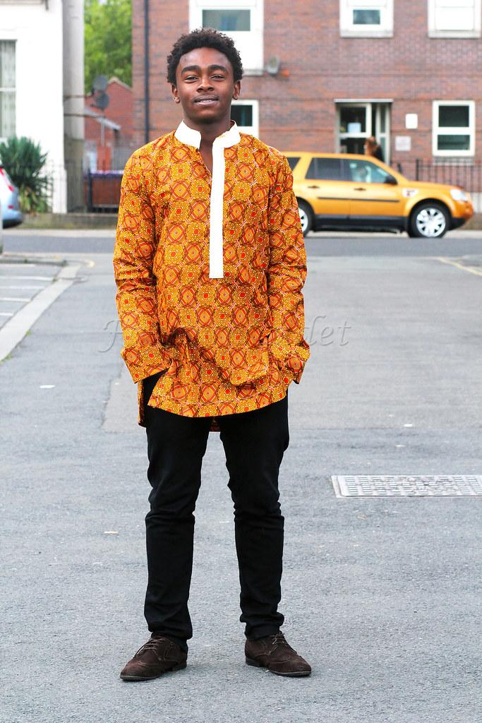 mens-kitenge-kaftan-shirt-with-black-jeans