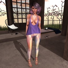 My SL Look 8: 5L Tattoo + Goods