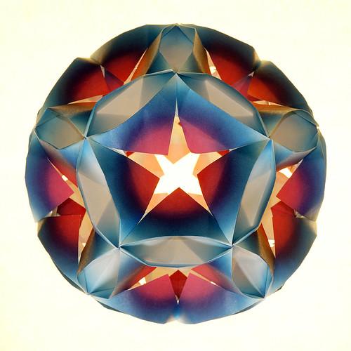 Origami Star Orb (Miyuki Kawamura)